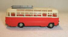 M.8/21 H VEB Berlinplast Reisebus Ikarus 311 DDR H0 Modelleisenbahn LKW Bus 1:87
