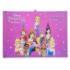 DISNEY Parks AUTOGRAPH and PHOTO Book PRINCESS - WALT DISNEY WORLD (Sealed) NEW