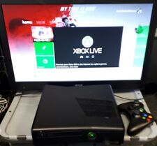 XBOX 360 S 250GB with Kinect,  2x Controllers, 2x Games