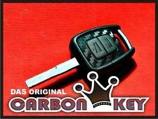 #001 Opel Astra G Calibra 16v Turbo Vectra Omega Schlüsseldekor Carbonoptik