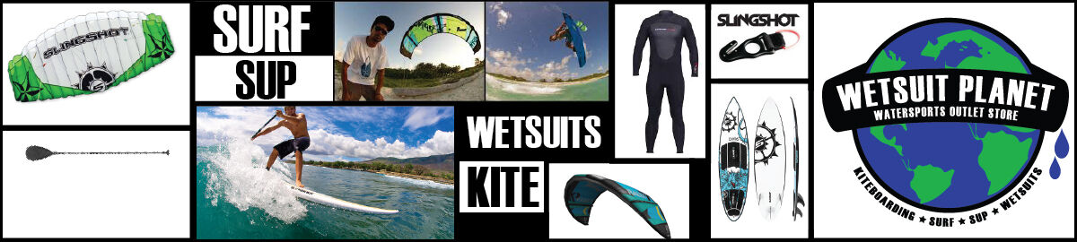 Wetsuit Planet Watersports Outlet