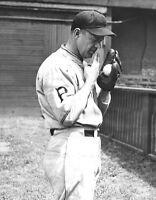 Pittsburgh Pirates BURLEIGH GRIMES Glossy 8x10 Vintage Photo Baseball Print