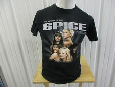 Vintage Anvil The Return Of The Spice Girls Us Tour Dates 2007/08 Small Shirt
