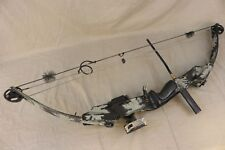 PSE Mach Flite 4 Graphite Elite Series Right Handed Archery Hunting Compound Bow