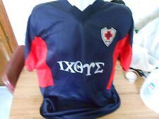 IXOYE  World Cup Jersey Shirt Futbol Soccer XL