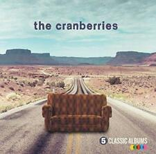 The Cranberries - 5 Classic Albums (NEW 5CD)