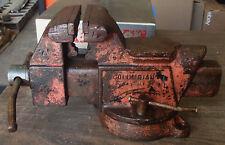 Columbian D45 M4 Swivel Base Bench Vise Make Offer