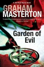 Masterton, Graham, Garden of Evil (A Jim Rook Horror Novel), Very Good Book