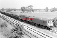 PHOTO  GWR 7567 AT ELFORD CIRCA 1970. IMAGE