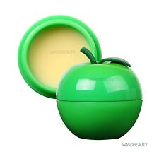 Tonymoly Mini Green Apple Lip Balm SPF15/PA+ 7.2g + Free gift!