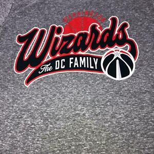 Super Soft NBA Washington Wizards Shirt Funny Vintage Gift For Men 2021 NBA Team