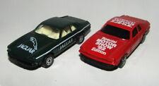 2 Corgi Jaguar XJ-S Diecast Cars, Including Red Special Motor Show '82 Edition.