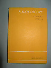 1st 1971, Kaleidoscope, A Rare Poetry Book by Rosemary Cobham. HB with DJ.