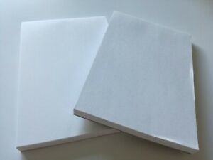 8 PADS A7 80 SHEETS PLAIN 80 GSM PAPER JOTTER NOTEPAD NOTEBOOK TAKEAWAY