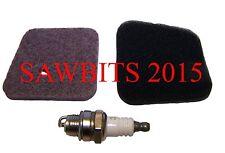 AIR FILTERS & SPARK PLUG GENUINE FILTERS FITS STIHL HS45 FS38 FS45 FS46 FS55