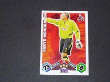 MONDRAGON 1.FC KÖLN TOPPS MATCH ATTAX PANINI FOOTBALL BUNDESLIGA 2010-2011