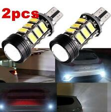2pcs White Xenon No Error Canbus T15 W16W 5630 COB 15-LED Backup Reverse Bulb FS