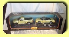 Maisto Pick-Up Series 1:26 Ford F150 Flareside 1:25 Ford Thunderbird Show Car