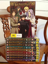 Kyo Kara Maoh God Save Our King (9 DVD Collector's Box) Season One  **REGION 4**
