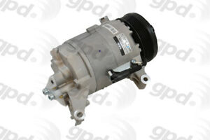 A/C Compressor-New Global 6512306 fits 02-08 Mini Cooper 1.6L-L4