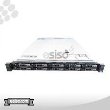 DELL POWEREDGE R620 10SFF 2x SIX CORE E5-2620 2.0GHz 32GB RAM H310 1x PSU