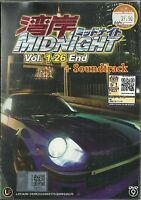 MIDNIGHT - COMPLETE ANIME TV SERIES DVD BOX SET (1-26 EPS)