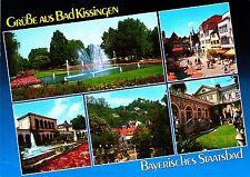 Bad Kissingen , Bayerisches Staatsbad , Ansichtskarte