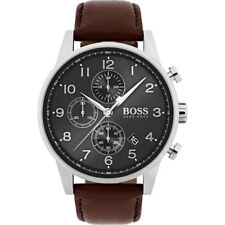NUOVO Hugo Boss HB 1513494 Orologio Da Uomo Navigator - 2 anni di garanzia