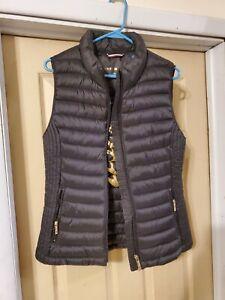Tommy Hilfiger - Men's Black Puffer Vest - Size M - Pre-owned