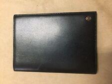 Cartier Paris Black Bifold Wallet   -   FREE SHIPPING!