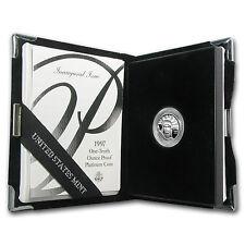 1/10 oz Proof Platinum American Eagle (Random Year, w/Box & COA) - SKU #60189