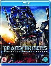 Transformers: Revenge Of The Fallen [Blu-ray] [Region Free] [DVD][Region 2]