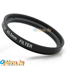 40.5mm UV Ultra-Violet Filter Lens Protector For Canon Nikon Pentax Olympus Sony