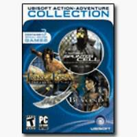 Ubisoft Action Adventure Collection - PC - Video Game - VERY GOOD