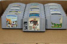 Discounted Nintendo 64 Lot Of 25 Games - Pokemon Snap, Mario Party 3, Hexen