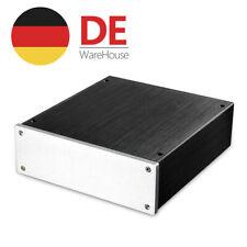 HiFi Verstärker Gehäuse Aluminum Chassis Amplifier Enclosure DIY Box Metal Case