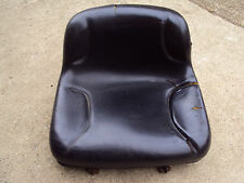 MTD Lawnflite 705 ride on mower seat, may fit others - sit on lawnmower seat