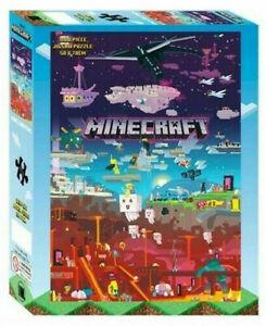 Impact Puzzle Minecraft World Beyond 1000pc Jigsaw Puzzle NEW | FREE POST