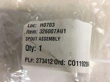 New Hoshizaki Spout Assembly For Lancer Ice Dispenser 326007a01 8485 Machine