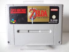 SNES Spiel - The Legend of Zelda / A Link to the Past (PAL) (Modul)