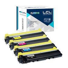4 X TN230 TN230BK cartouche de toner pour Brother 3070 DCP-9010CN MFC-9120 9320