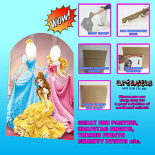 DISNEY PRINCESS STANDIN  CHILD SIZE CARDBOARD CUTOUT SC599