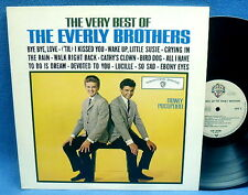 LP EVERLY BROTHERS - THE VERY BEST OF // GERMANY