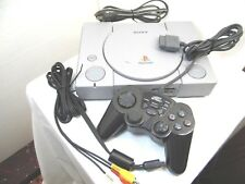 SONY PLAY STATION CONSOLE GRAY COLOR 1998 MODEL #SCHP-5501         PS1