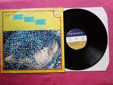 Ultra Rare LP 33T / Moog Moog Moog - Pop corn / VG++