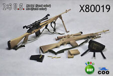 COO Models 1/6 Scale M14A1 Sand and M14 Sand Set