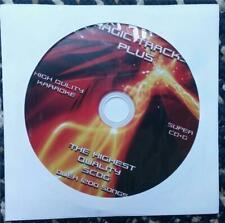 MAGIC TRACKS SCDG KARAOKE DISC SET 1200 SONGS COUNTRY,POP,OLDIES,ROCK y