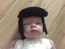 Baby Elvis Wig Hat 0-3 Months Photo Props Fancy Dress