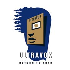 Ultravox - Return to Eden - New 2CD/DVD Album - Pre Order - 24th November