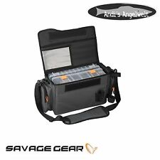 Savage Gear Lure Specialist shoulder Bag l incl. 2 cajas